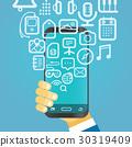 cellphone, smartphone, phone 30319409