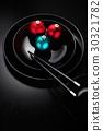 chopsticks, christmas, decor 30321782