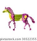 Chinese horse. 30322355