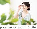 female, lady, woman 30326367