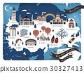文化 旅行 符號 30327413