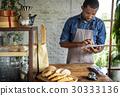 成人 面包房 男性 30333136