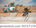 Water Dam construction site 30337139