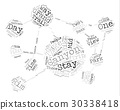 Text Background Word Cloud Concept 30338418