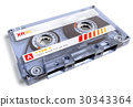cassette, tape, analogue 30343364