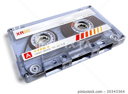 Audio cassette 30343364