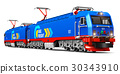 locomotive electric freight 30343910