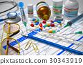 pills, medical, pharmacy 30343919