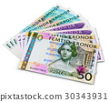 money, currency, krone 30343931