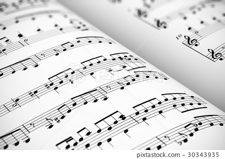 Sheet music 30343935