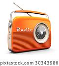 Vintage radio 30343986