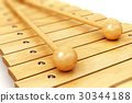 Wooden xylophone 30344188