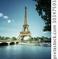 Eiffel tower, Paris. France 30347593