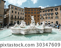 Piazza Navona, Rome. Italy 30347609