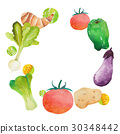 Frame vegetables 30348442
