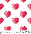 heart, vector, art 30348728