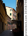 Picturesque Alley in Lucca - Tuscany Italy 30348799