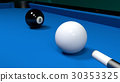 billiard, ball, table 30353325