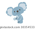 illustration, koala, bear 30354533
