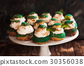 Sweet choux pastry  30356038