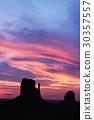 monument valley, sunrise, grand circle 30357557