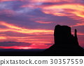 monument valley, sunrise, grand circle 30357559