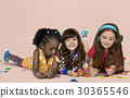 Little Children Art And Craft Paper 30365546
