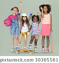 Little Children Sports Basketball Active 30365561