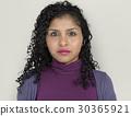Lady Posing Studio Neutral Focused 30365921