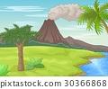 Prehistoric landscape 30366868