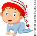 baby boy cartoon 30367823