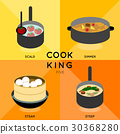 COOK KING FIVE 30368280