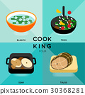 COOK KING FOUR 30368281