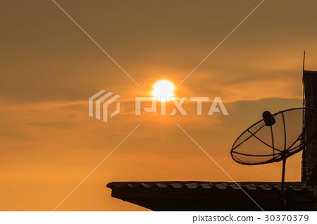 Satellite dish 30370379