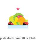 vector fresh green 30373946