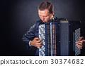 手風琴 音樂 音樂家 30374682