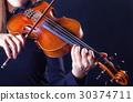 violin, musician, portrait 30374711