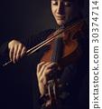 violin, woman, musician 30374714