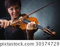 바이올린, 여자, 여성 30374729