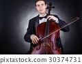 violoncello, cello, male 30374731