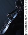 violoncello, cello, female 30375484