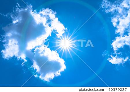 天空 藍天 雲彩 30379227