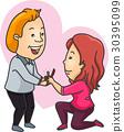 夫婦 一對 情侶 30395099
