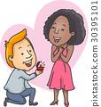 夫婦 一對 情侶 30395101