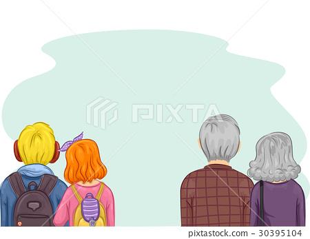 Couples Generation Gap 30395104