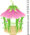 Fancy Flower Vine Gazebo 30395132