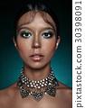 Beautiful asian woman 30398091