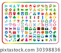 Icons Various sets (color) 30398836