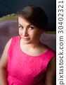 girl pink beautiful 30402321