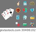 矢量 矢量图 赌场 30406102